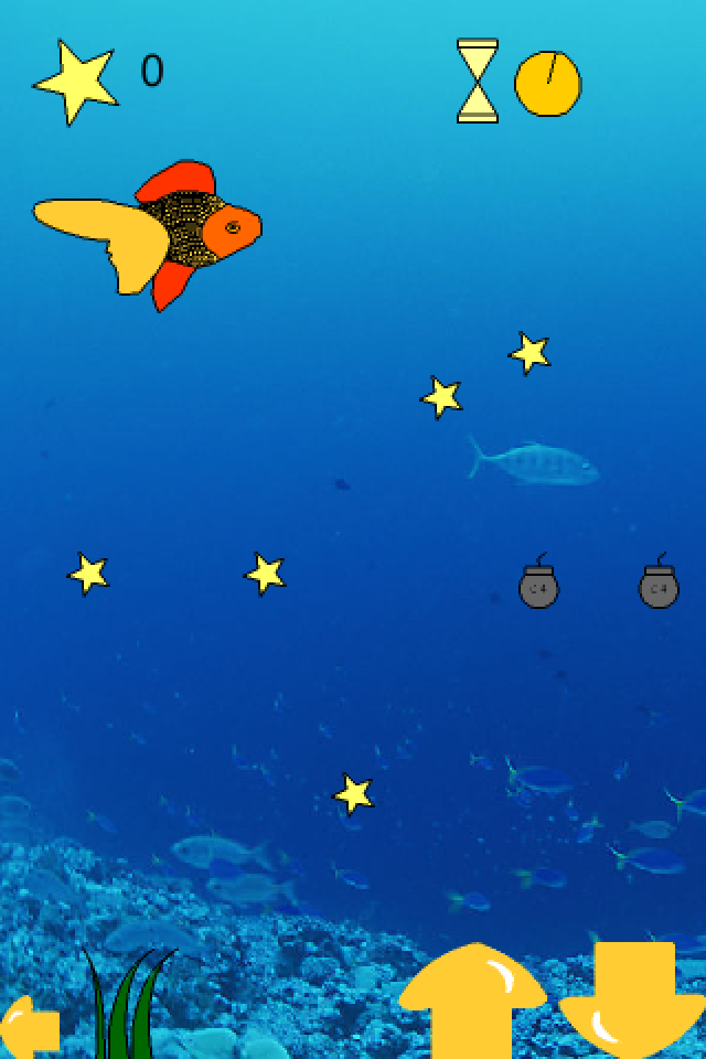 Screenshot Fishy Fishy-The story of Fishy