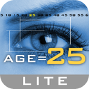 PhotoAge Lite - See how old celebs and other famous people really look! mobile app icon